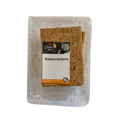 I am glutenfree Kaascrackers (THT 13-5-2019)