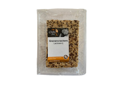 I am glutenfree Granencrackers (THT 13-5-2019)