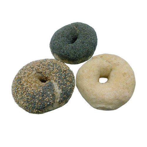Better Bagels Bagels gesorteerd 3 stuks Biologisch