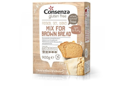 Consenza Broodmix Bruin