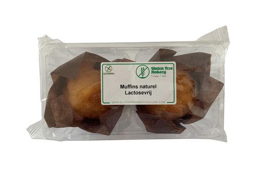Gluten Free Bakery Muffins Naturel (2stuks) (THT 21-06-2019)