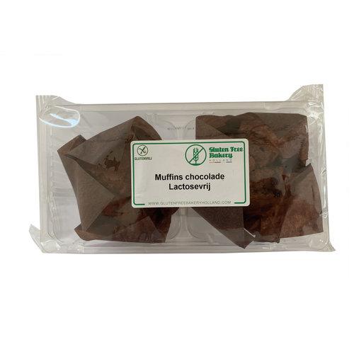 Gluten Free Bakery Muffins Chocolade (2 stuks)