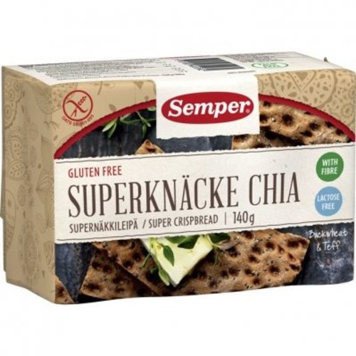 Semper Superknäcke Chia