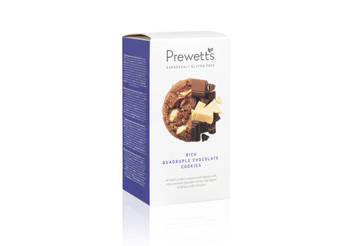 Prewetts Premium Rich Quadruple Chocolate  Cookies