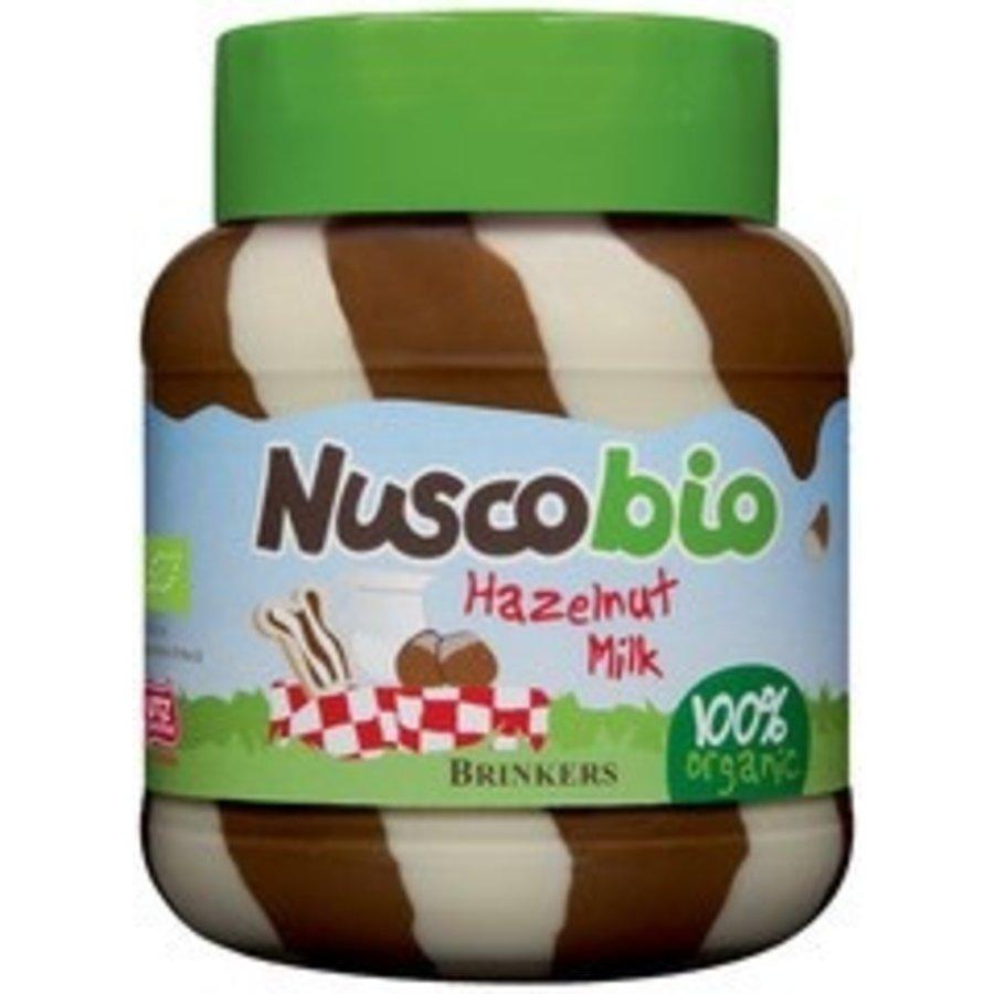 Nuscobio Duo Hazelnootpasta Biologisch