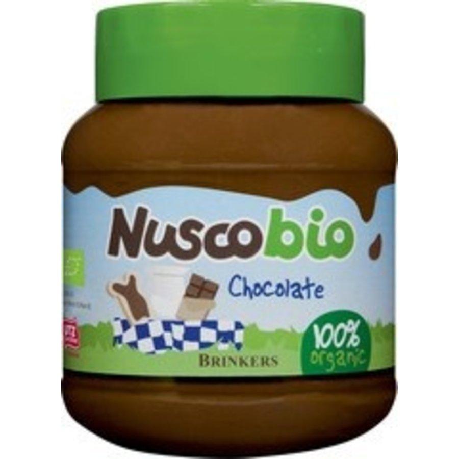 Nuscobio Melkchocoladepasta Biologisch