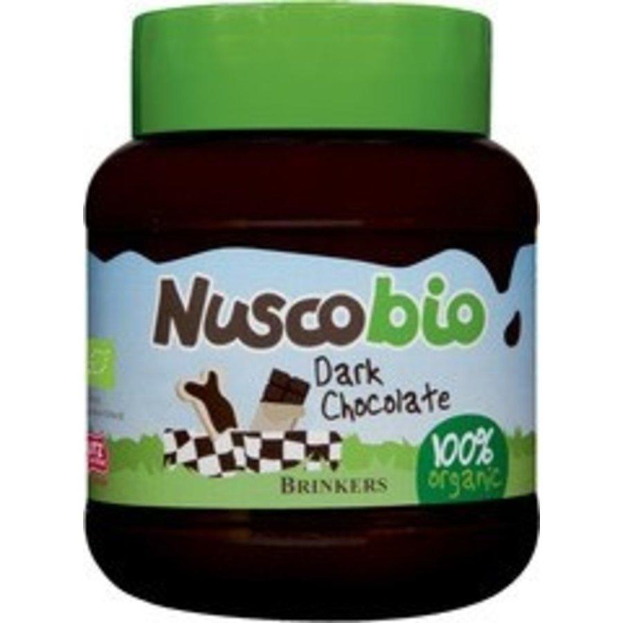 Nuscobio Chocoladepasta Puur Biologisch