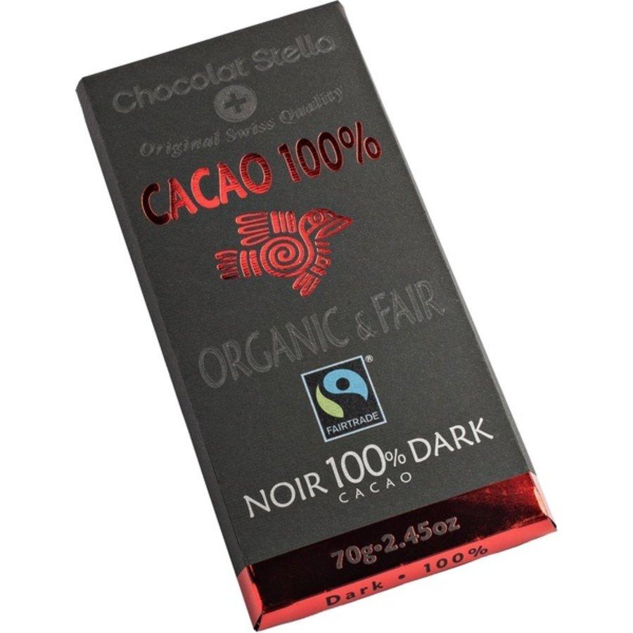 Chocoladereep Puur 100% Biologisch