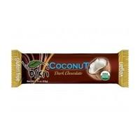 Kokosreep met Donkere Chocolade Biologisch