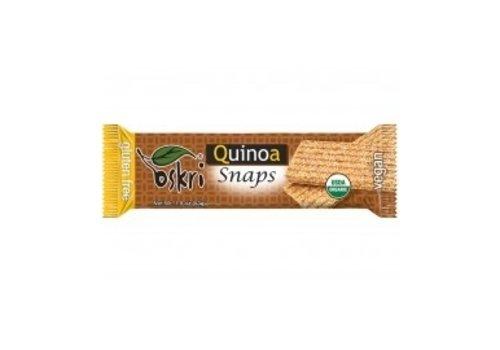 Oskri Quinoa Snaps