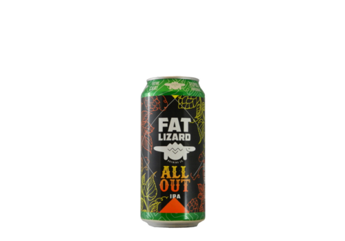 Fat Lizard All Out IPA 5,5%