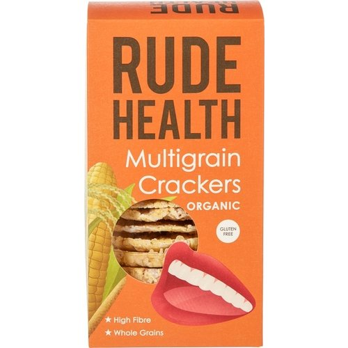 Rude Health Multigraan Crackers