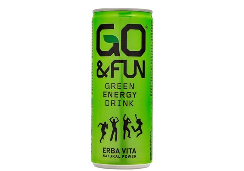 Go & Fun Green Energy Drink