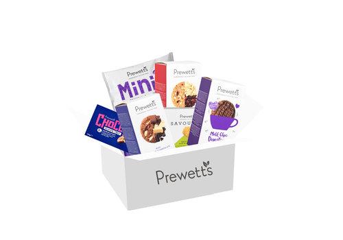 Prewetts Introductiepakket