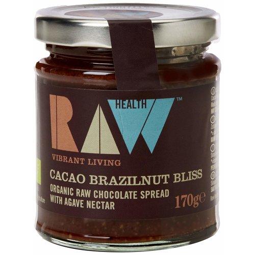 Raw Vibrant Living Cacao Brazilnut Bliss