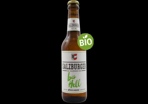 Die Weisse Salzburger Hell Biologisch 4,9%