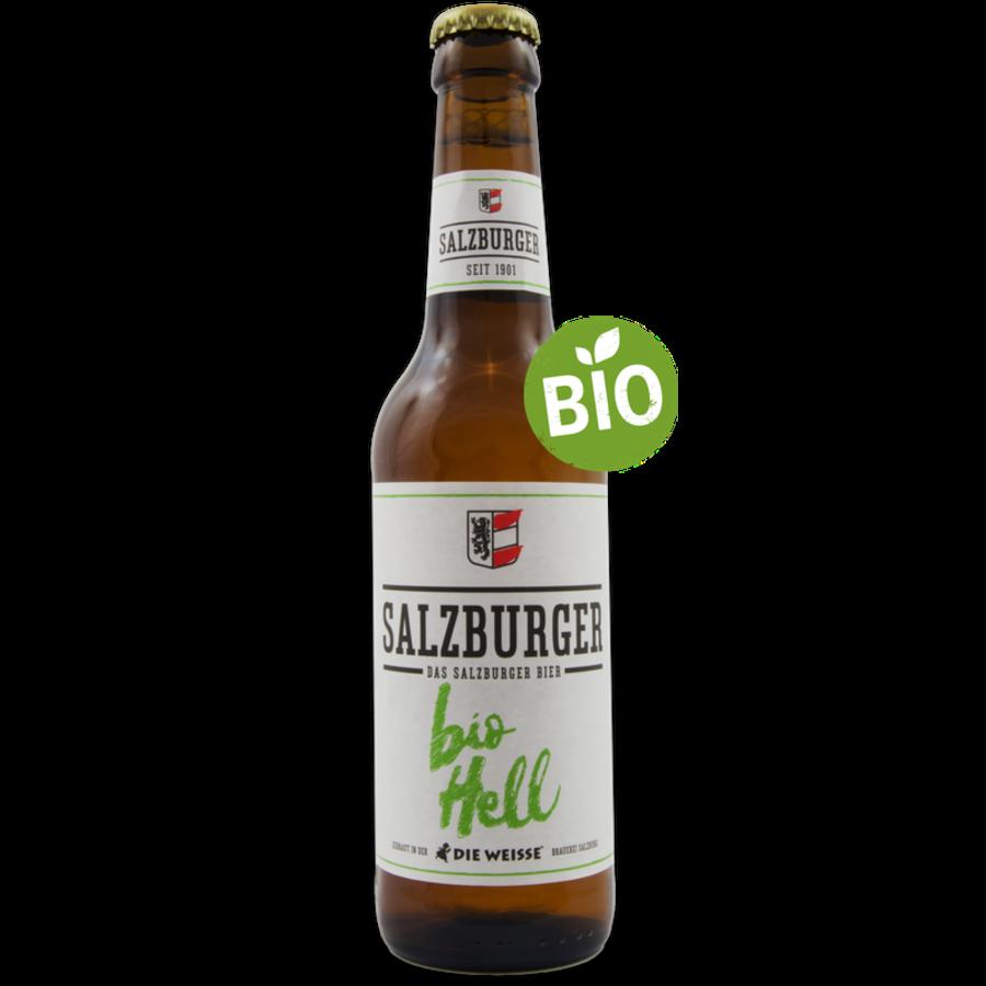 Salzburger Hell Biologisch 4,9%