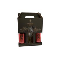 Gutsy Dark Ale Geschenkverpakking + Glas