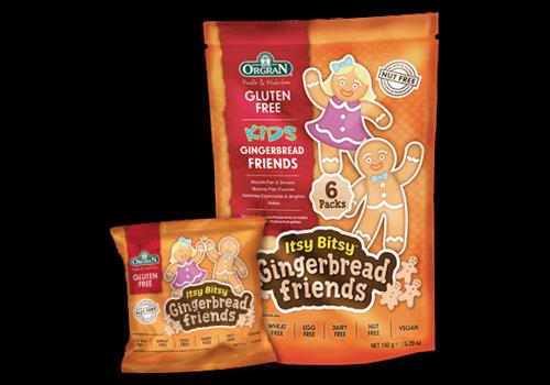 Orgran Gingerbread Friends (THT 09-06-2019)