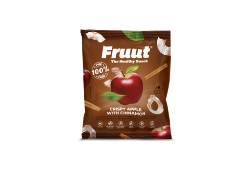 Fruut Crispy Apple With Cinnamon