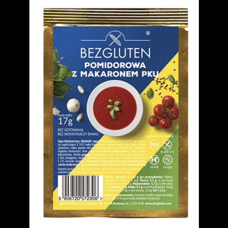 Instant Tomatensoep met Rijst (THT 26-7-2020)