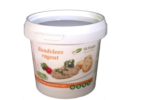Va Foods Diepvries Rundvlees Ragout