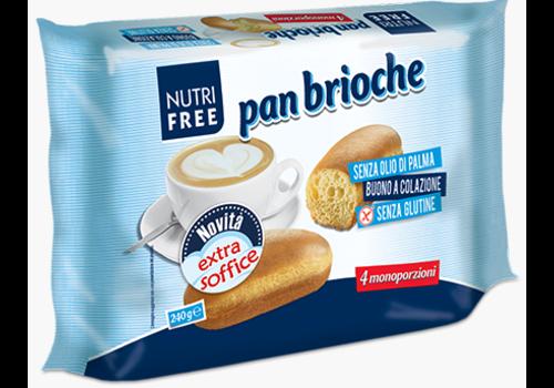Nutrifree Zoete Broodjes (Pan Brioche) (THT 9-11-2019)