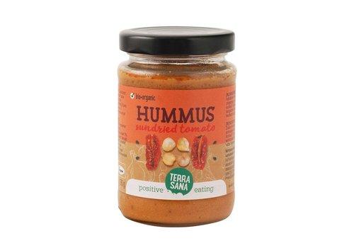 TerraSana Hummus Zongedroogde Tomaat Biologisch