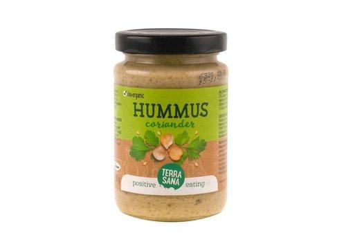 TerraSana Hummus Koriander Biologisch