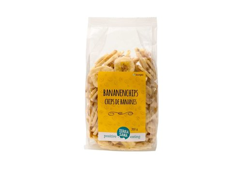 TerraSana Bananenchips Biologisch