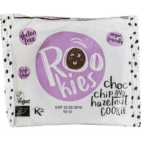 Choc Chip & Hazelnut Cookie Biologisch