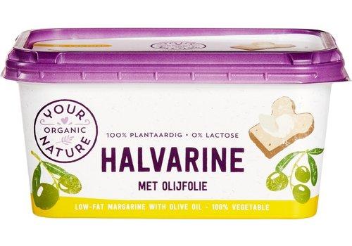 Your Organic Nature Halvarine met Olijfolie Biologisch