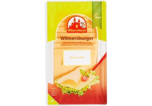 Wilmersburger Plakjes Queen-Style (Cheddar)