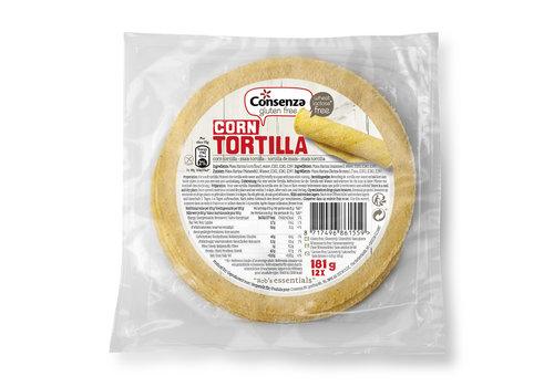 Consenza Maïs Tortilla