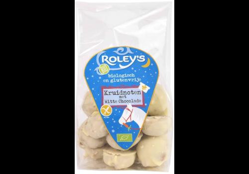 Roley's Kruidnootjes met Witte Chocolade Biologisch
