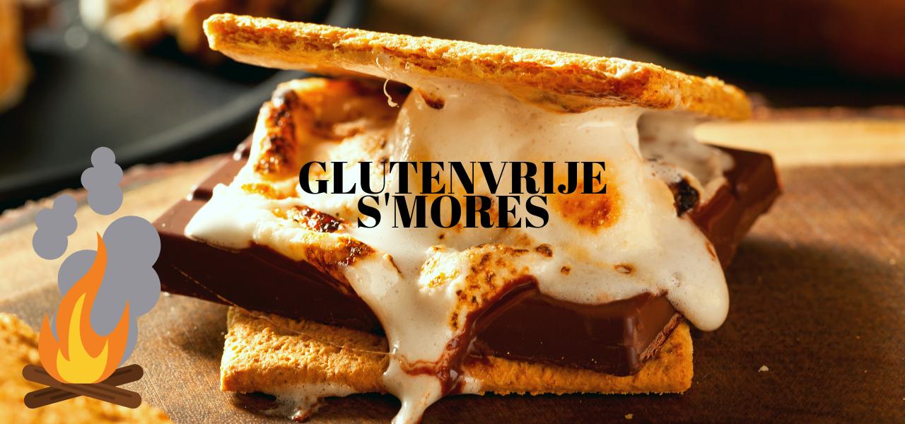 Recept: glutenvrije S'Mores