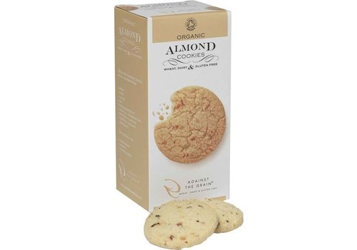 Against The Grain Almond Cookies Biologisch