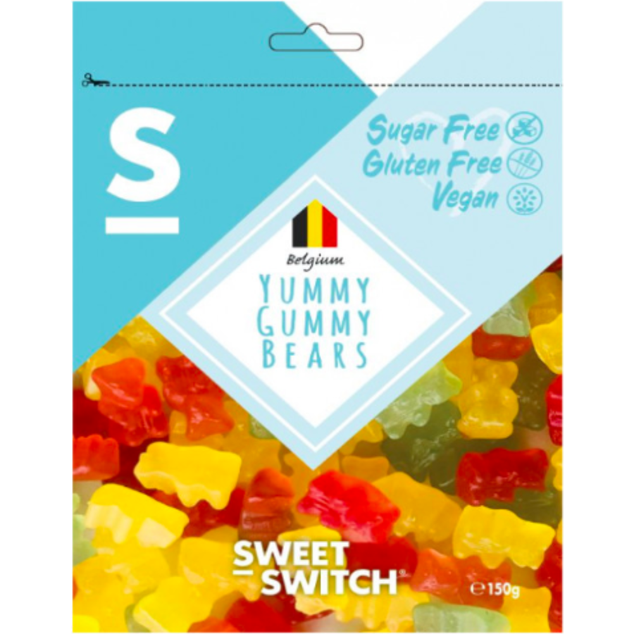 Yummy Gummy Bears (THT 31-01-2021)
