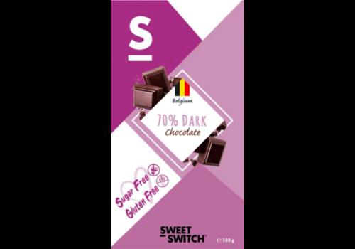 Sweet-Switch 70% Dark Chocolate