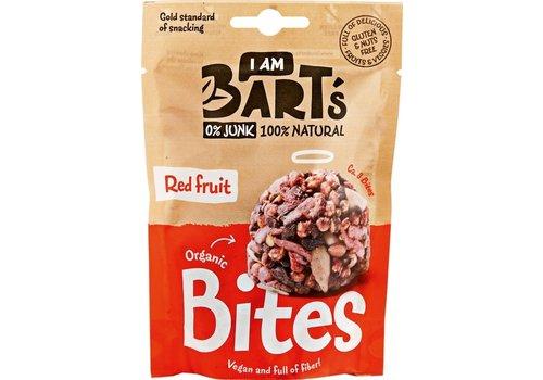 I am Bart's Bites Rood Fruit Biologisch