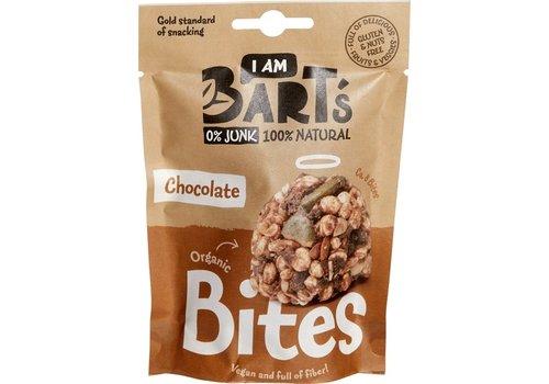 I am Bart's Bites Chocolade Biologisch