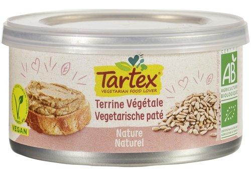 Tartex Vegetarische Paté Naturel Biologisch