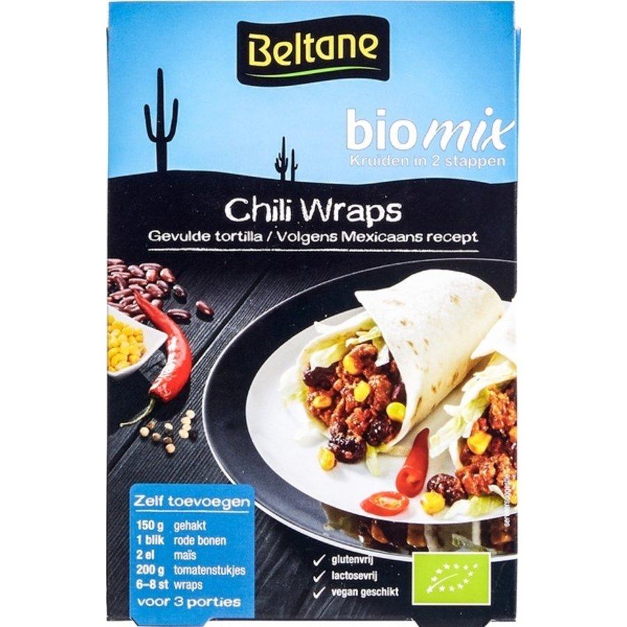 Chili Wraps Biologisch