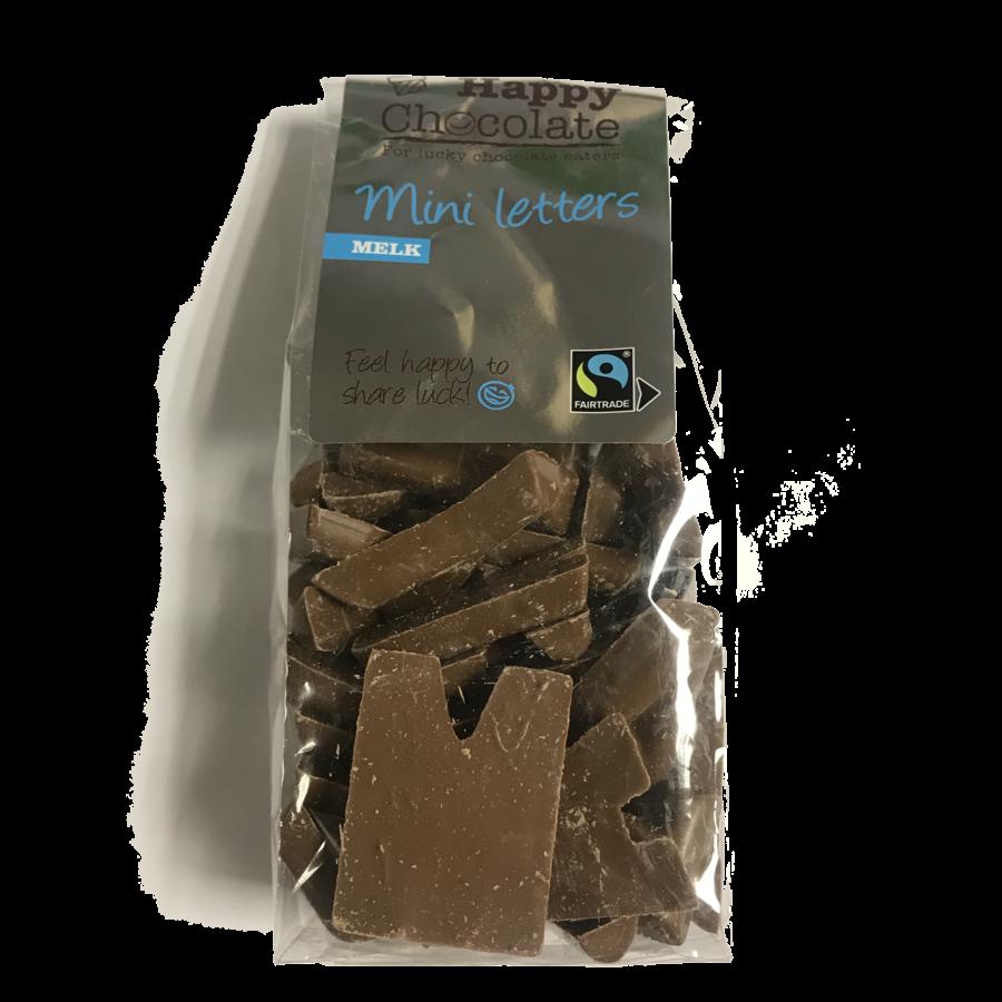 Mini Letters Melk Biologisch