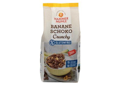Hammermühle Crunchy Muesli Banaan Chocolade