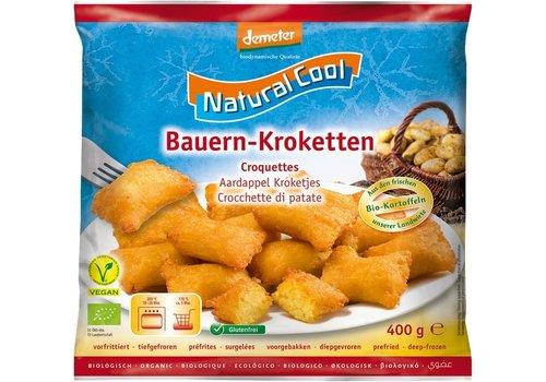 Natural Cool Diepvries Aardappelkroketjes Biologisch