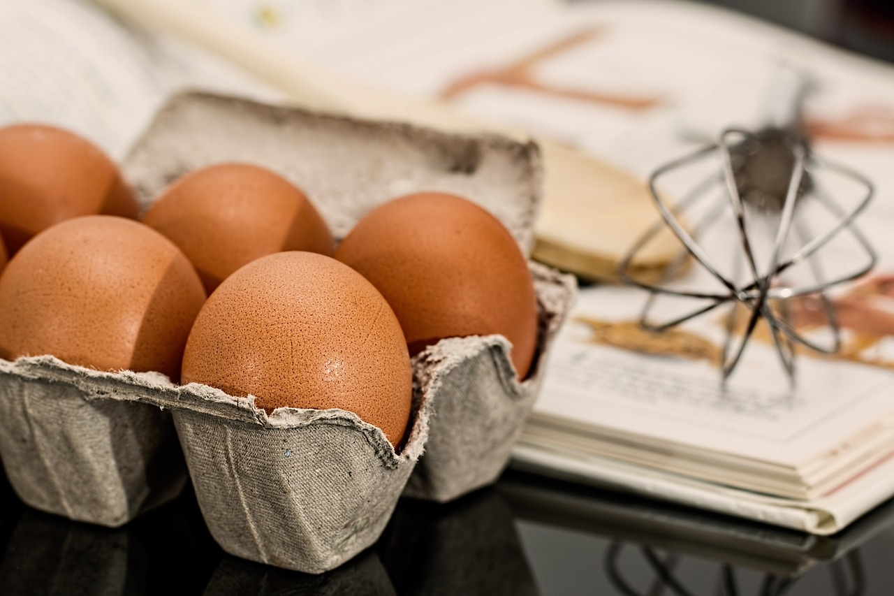Recept: glutenvrije eierkoeken