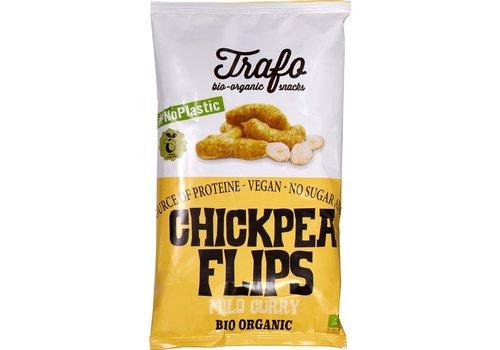 Trafo Chickpea Flips Mild Curry Biologisch