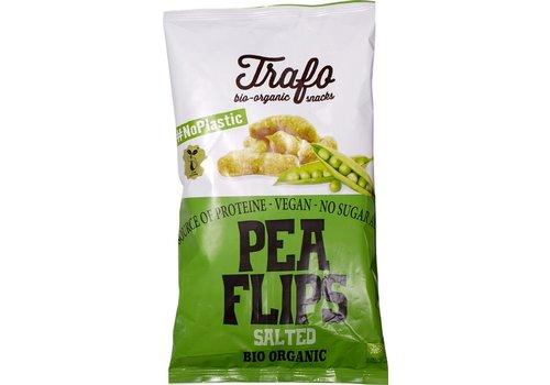 Trafo Pea Flips Salted Biologisch