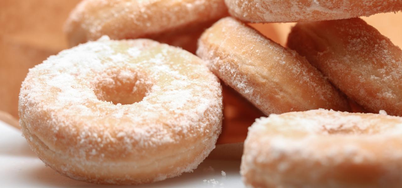 Recept: glutenvrije donuts